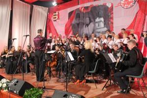 Централна преслава Националного швета Руснацох у Вербаше